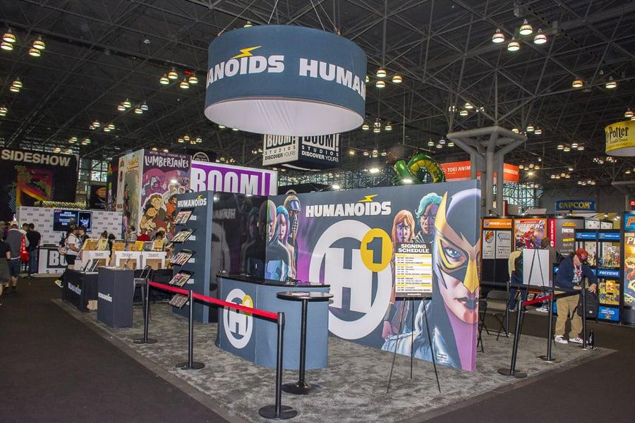 New York Comic Con: Friday, October 4th, 2019 Recap (50)