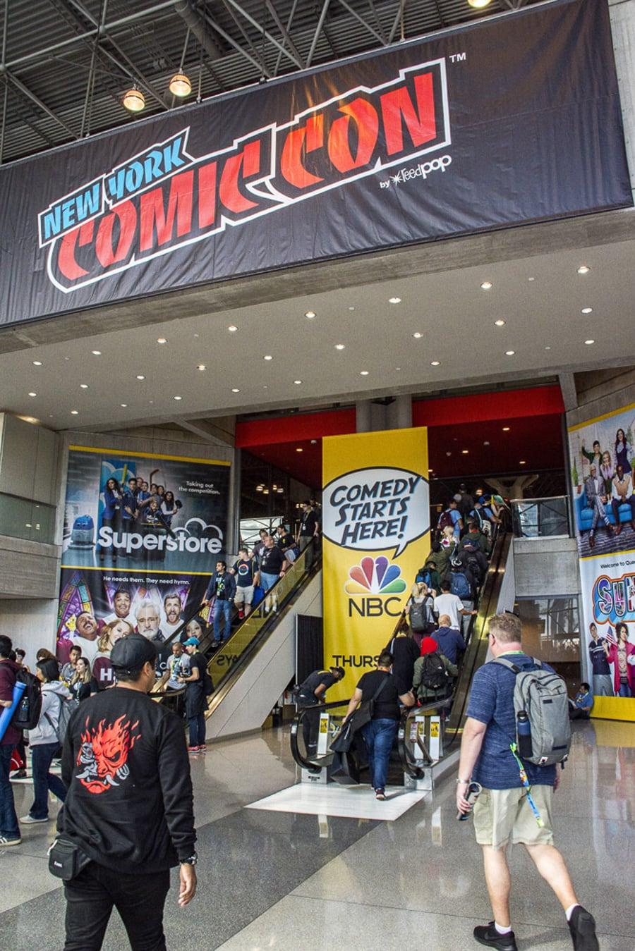 New York Comic Con: Friday, October 4th, 2019 Recap (42)