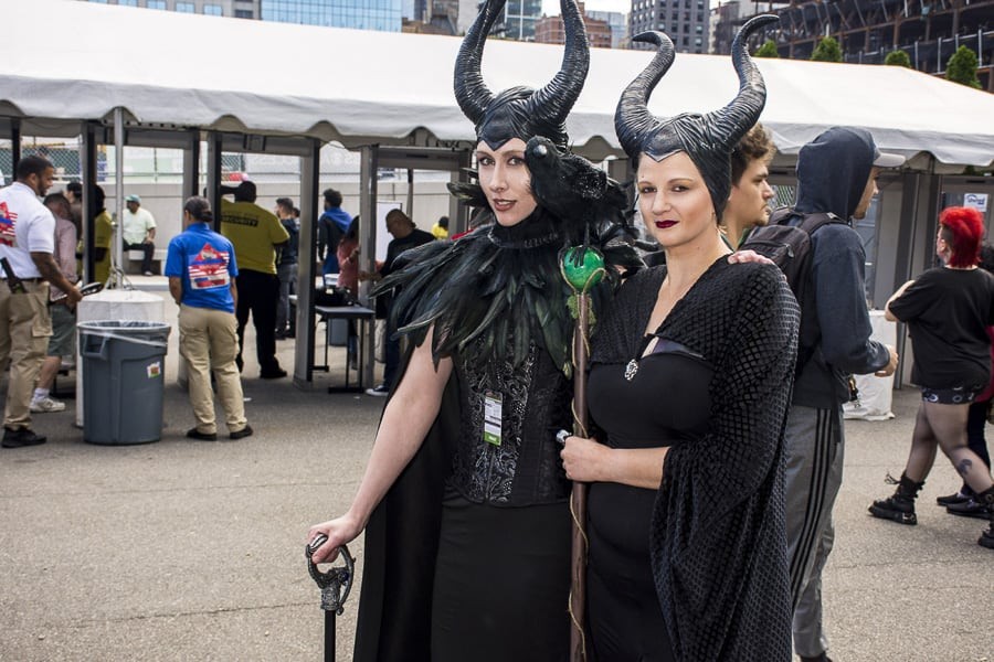 New York Comic Con: Friday, October 4th, 2019 Recap (41)