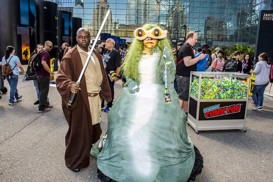 New York Comic Con: Friday, October 4th, 2019 Recap (33)