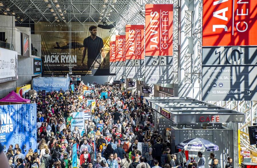 New York Comic Con: Friday, October 4th, 2019 Recap (25)