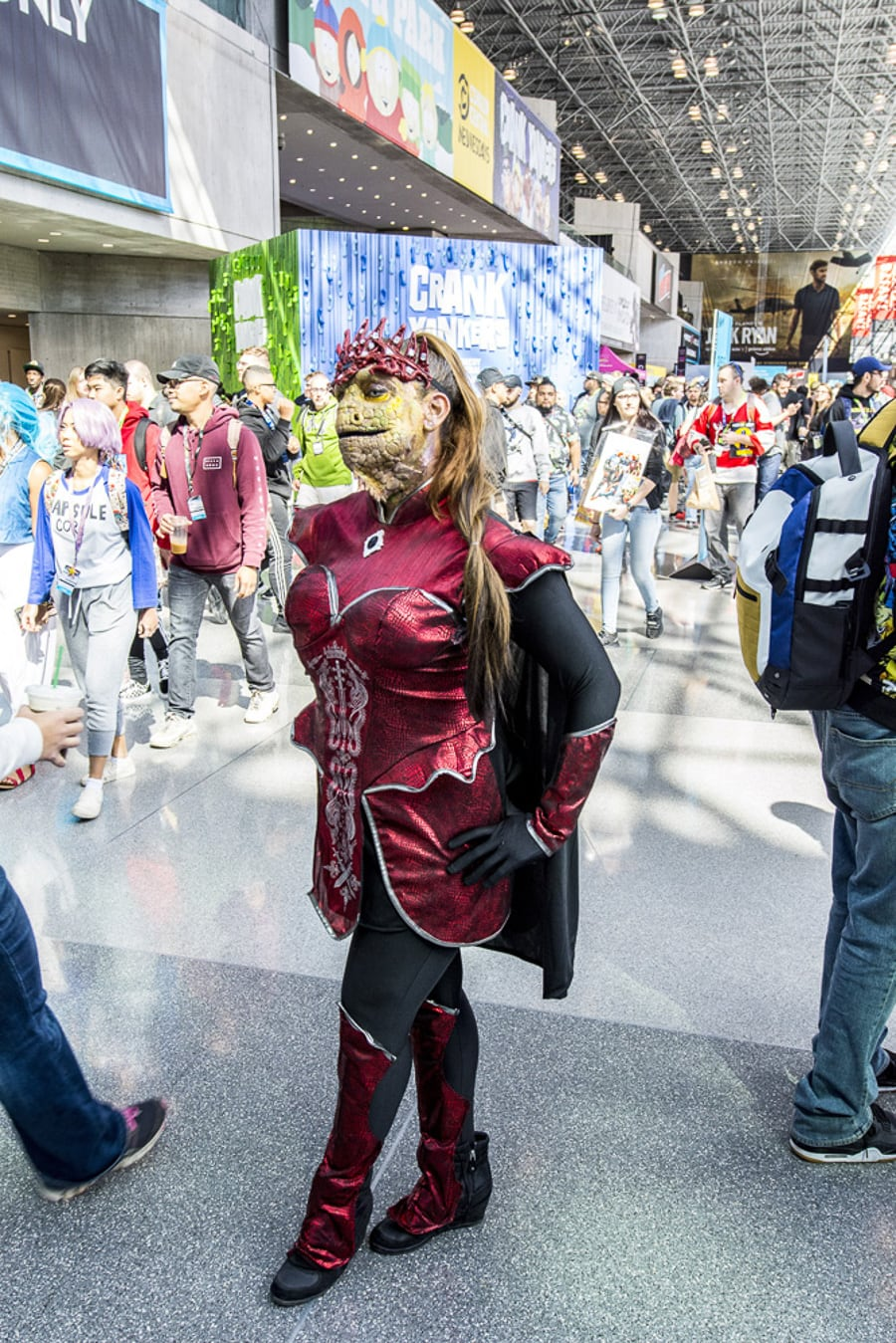 New York Comic Con: Friday, October 4th, 2019 Recap (20)