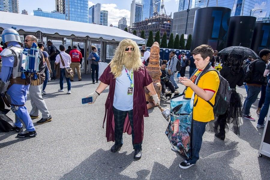 New York Comic Con: Friday, October 4th, 2019 Recap (15)