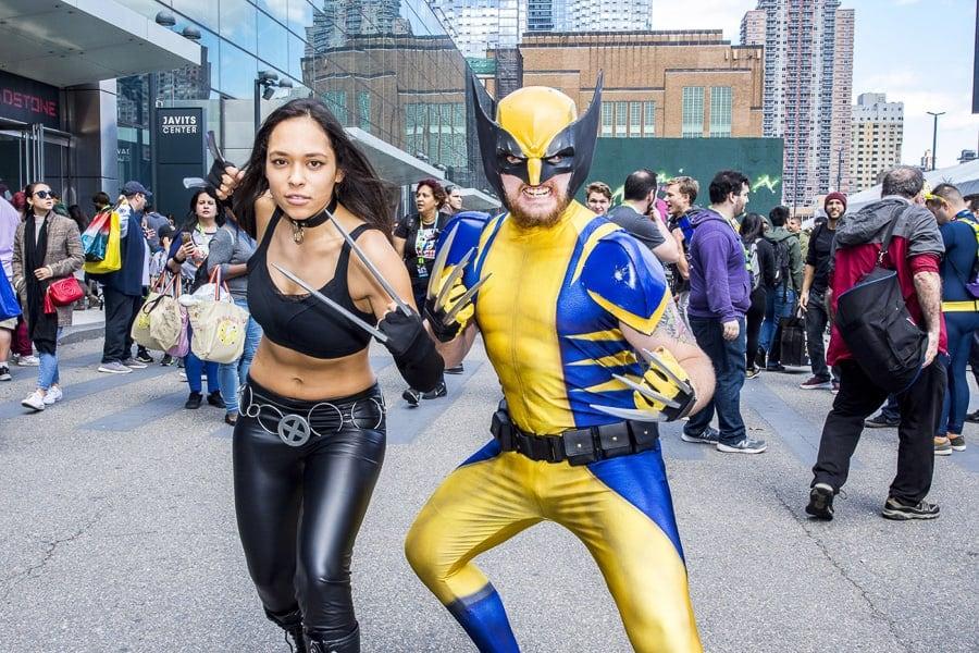 New York Comic Con: Friday, October 4th, 2019 Recap (13)