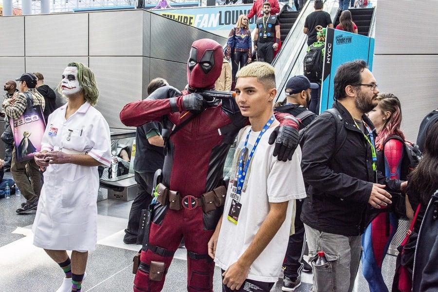 New York Comic Con: Friday, October 4th, 2019 Recap (10)