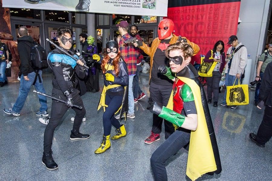 New York Comic Con: Friday, October 4th, 2019 Recap (9)