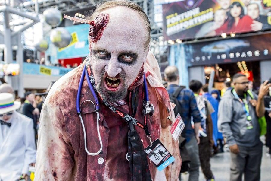 New York Comic Con: Friday, October 4th, 2019 Recap (8)