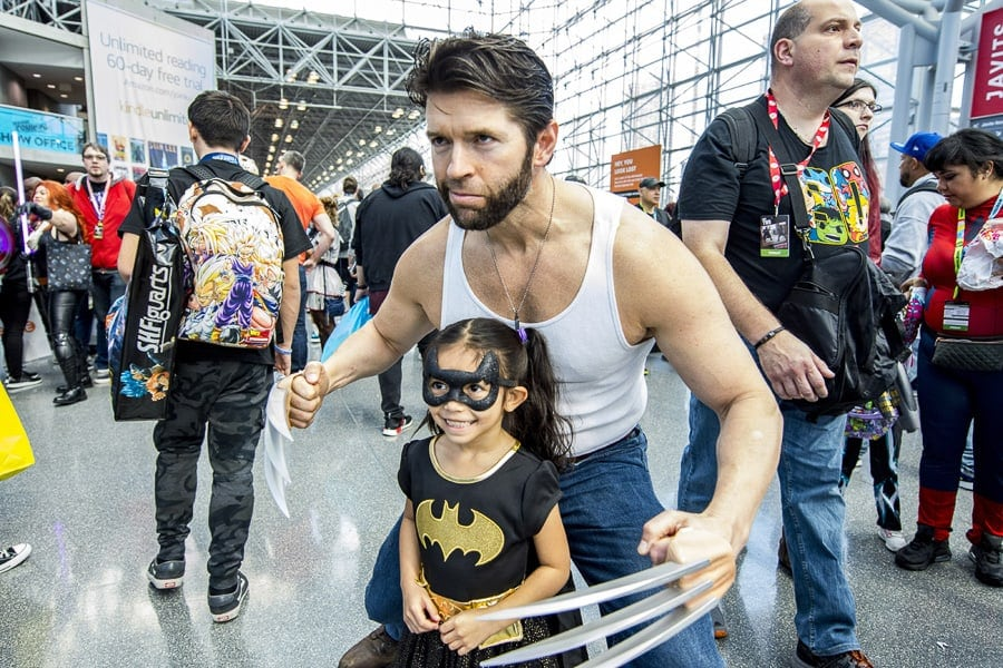 New York Comic Con: Friday, October 4th, 2019 Recap (7)