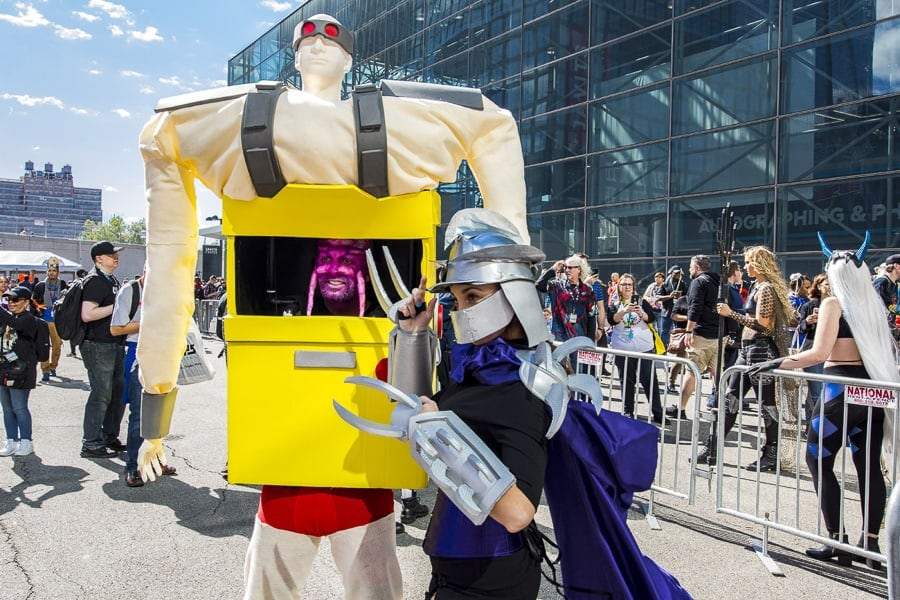 New York Comic Con: Friday, October 4th, 2019 Recap (2)
