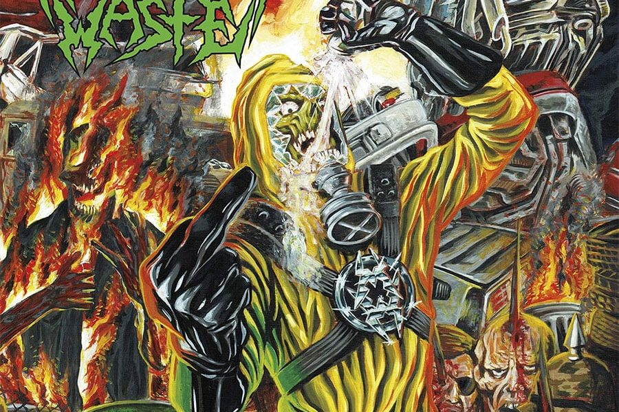 """Municipal Waste - """"The Last Rager EP"""""""