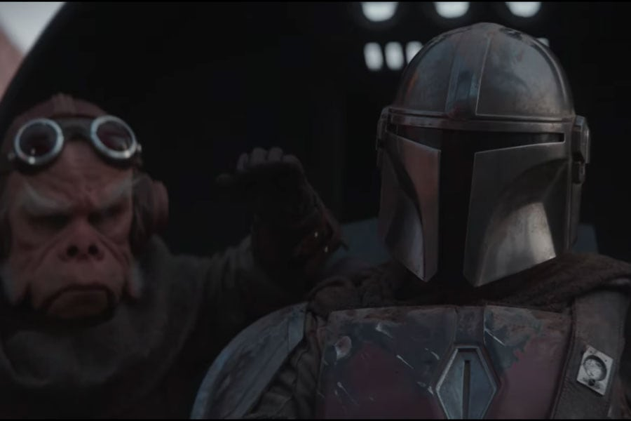 The Mandalorian Official Trailer 2 Is Here!
