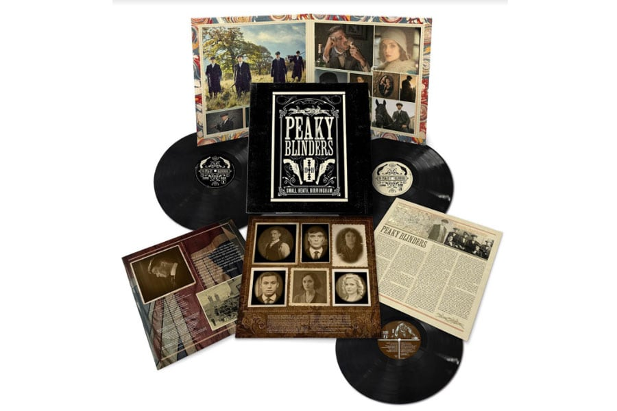 Peaky Fookin' Blinders Soundtrack Set to Be Released on November 15th