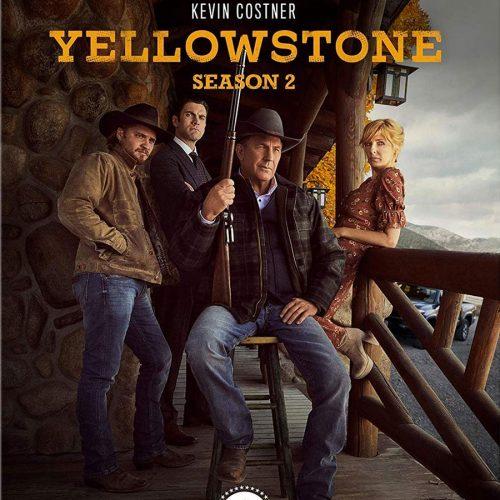 Yellowstone: Season 2 (Blu-Ray)