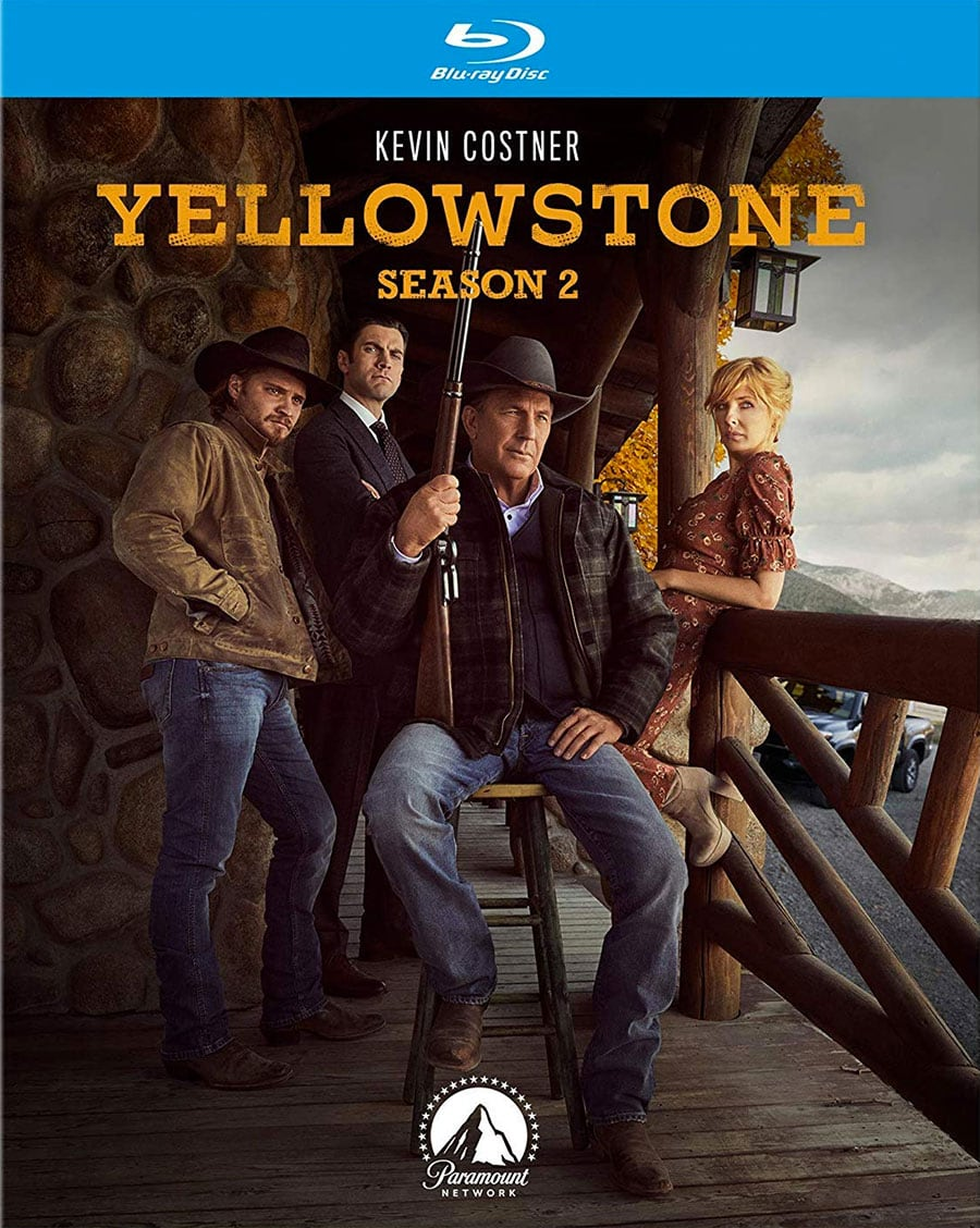 Yellowstone: Season 2 (Blu-Ray)