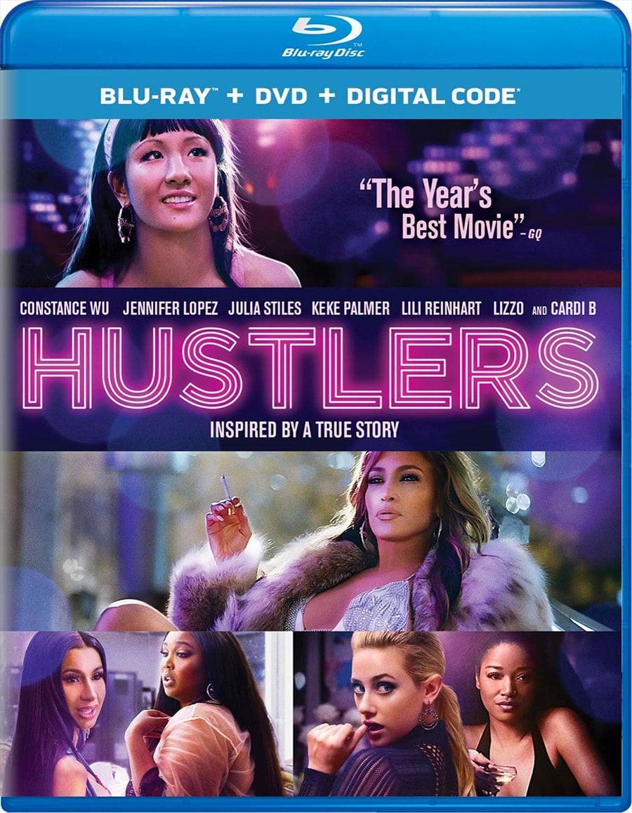 Hustlers (Blu-Ray + Digital HD)
