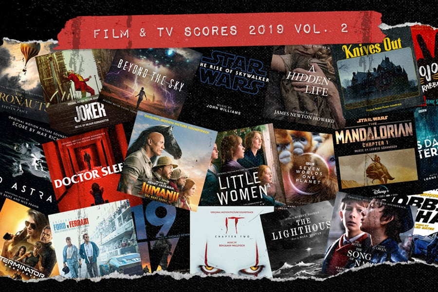 ReadJunk Playlists - Film & TV Scores 2019 Vol. 2