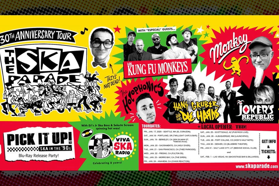 Ska Parade 30th Anniversary Tour