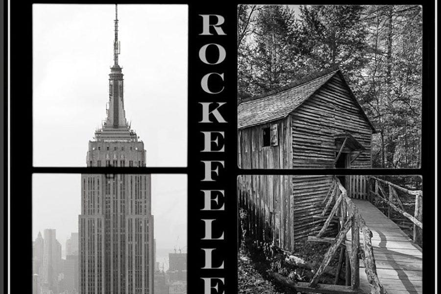 Aaron Burdett - Rockefeller
