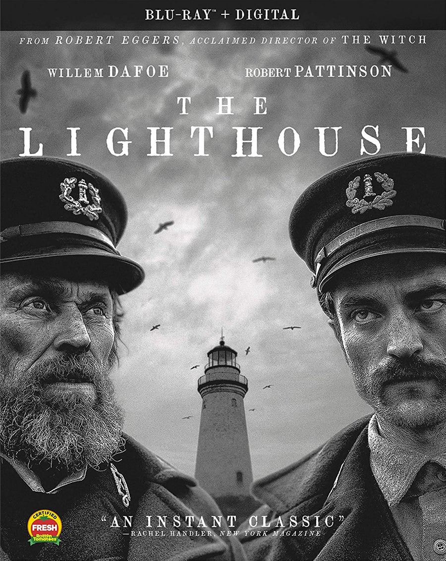 The Lighthouse (Blu-Ray + Digital HD)