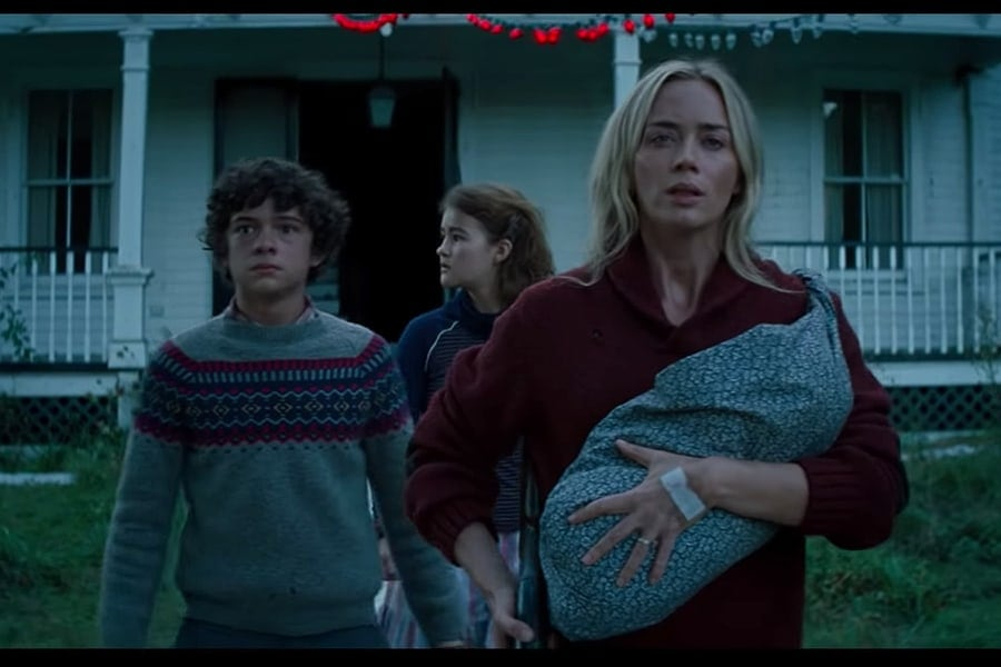 A Quiet Place Part II Trailer