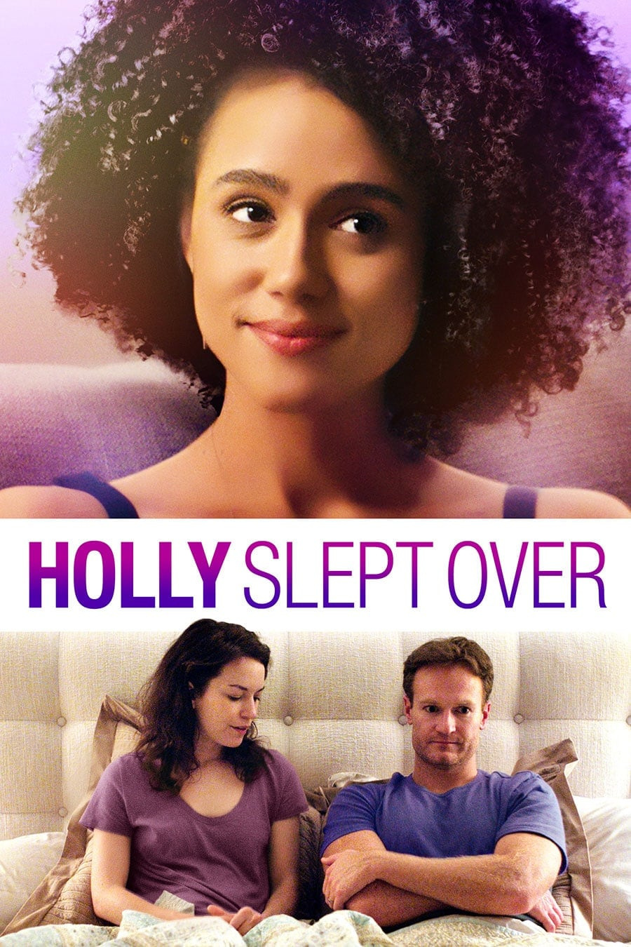 Holly Slept Over Movie Review
