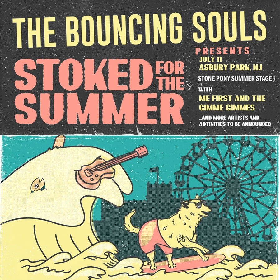 Bouncing Souls w/ Me First & The Gimme Gimmes