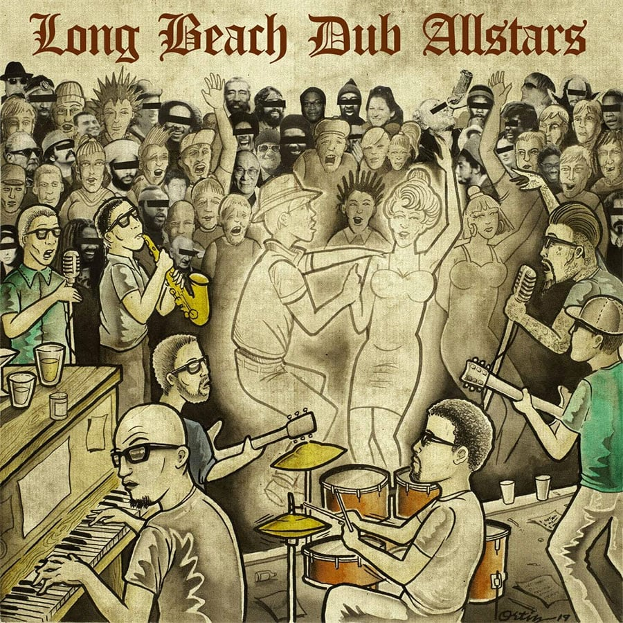 "Long Beach Dub Allstars - ""Long Beach Dub Allstars"""