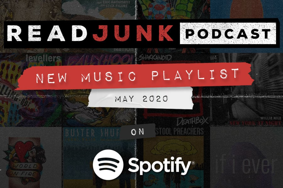 ReadJunk Playlists - New Music (May 2020)