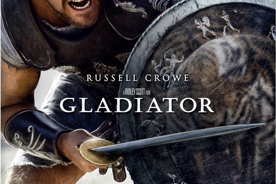 Gladiator 4k Steelbook