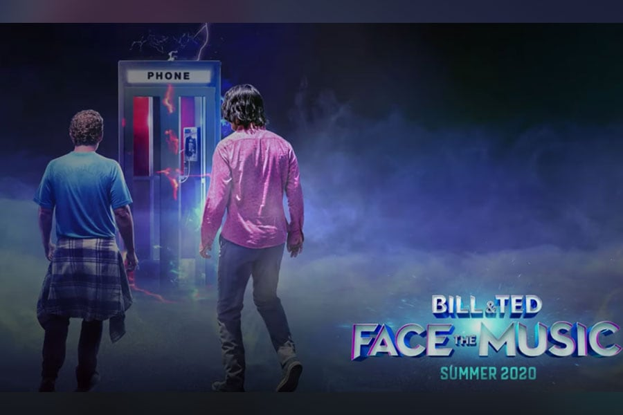 Bill & Ted Face The Music Teaser Trailer Is Here! Excellent!