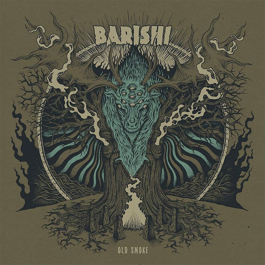 "Barishi - ""Old Smoke"""