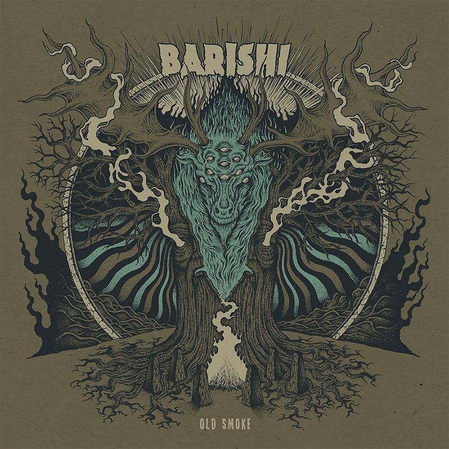 """Barishi - """"Old Smoke"""""""