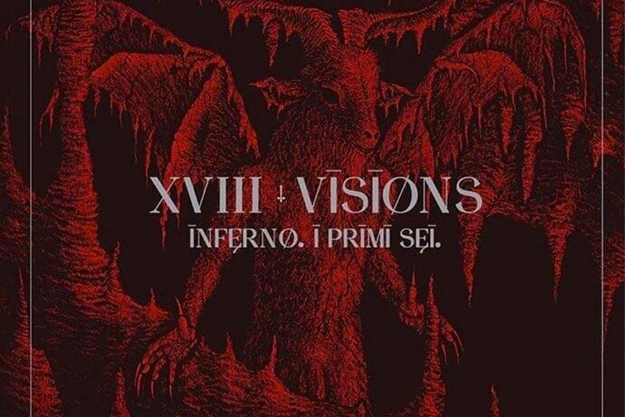 "Eighteen Visions - ""Inferno"""