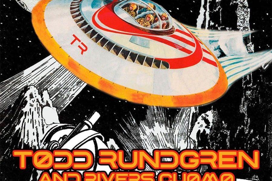 Todd Rundgren and Rivers Cuomo