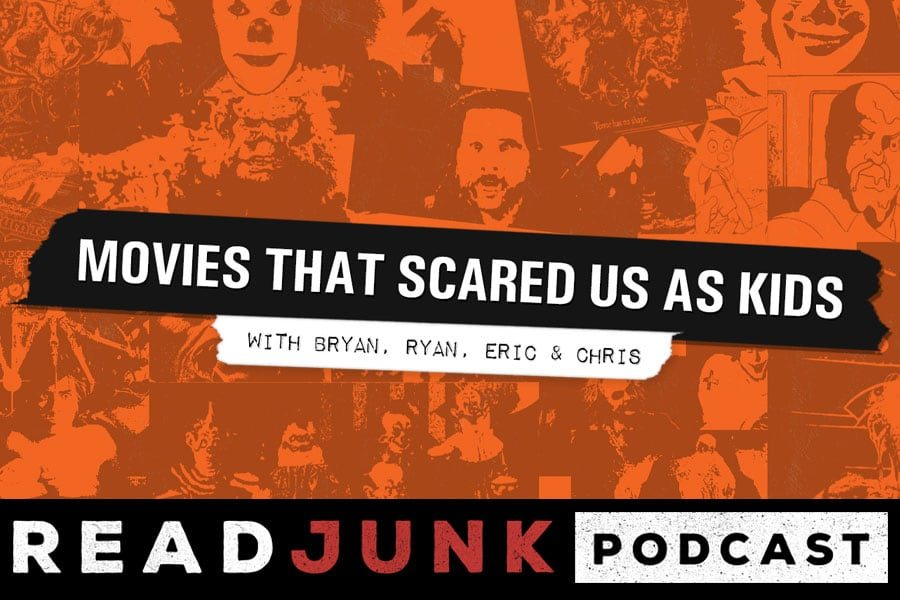 Movies That Scared Us As Kids with Bryan, Ryan, Eric & Chris