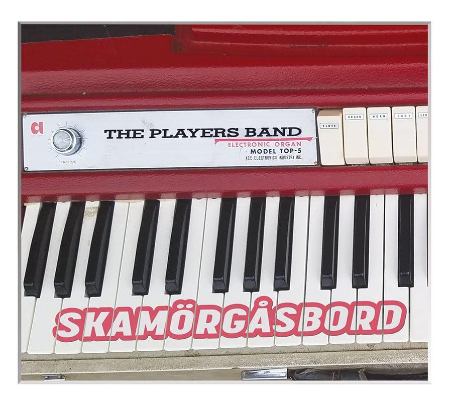 The Players Band - Skamörgåsbord
