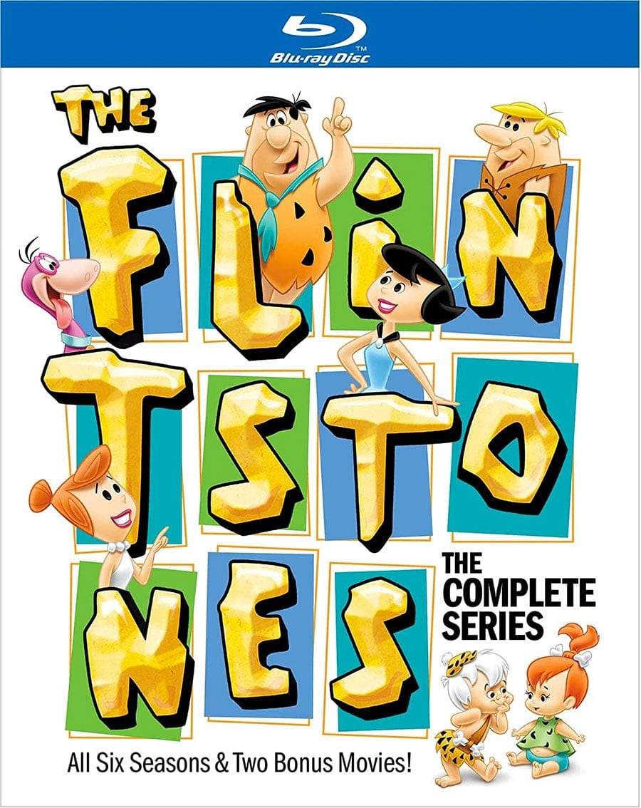 The Flintstones: Complete Series (Blu-Ray)