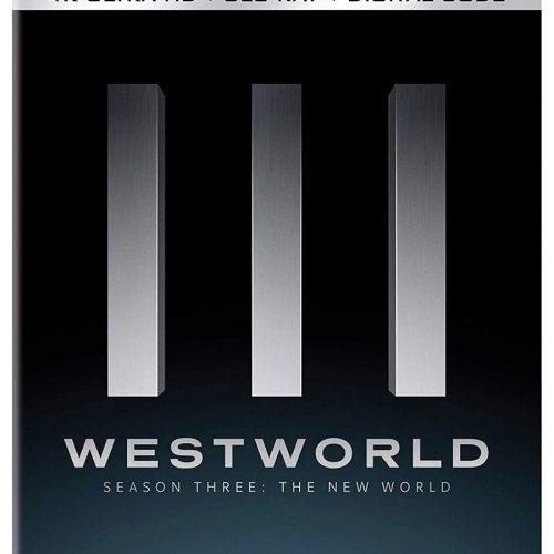 Westworld: Season 3: The New World