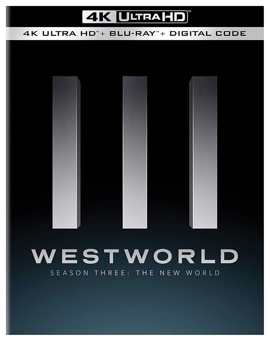 Westworld: Season 3: The New World