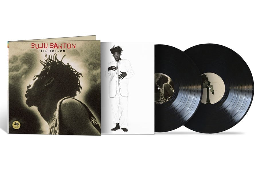"Buju Banton Re-Releasing ""'Til Shiloh"" on December 18th For 25th Anniversary"