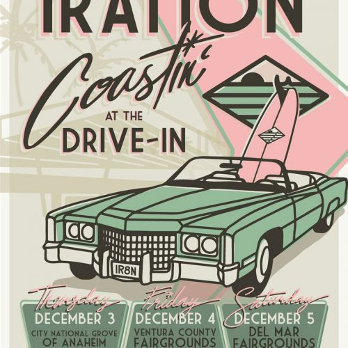 Iration Drive-In Shows
