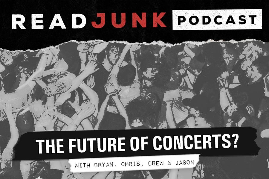 The Future Of Concerts?