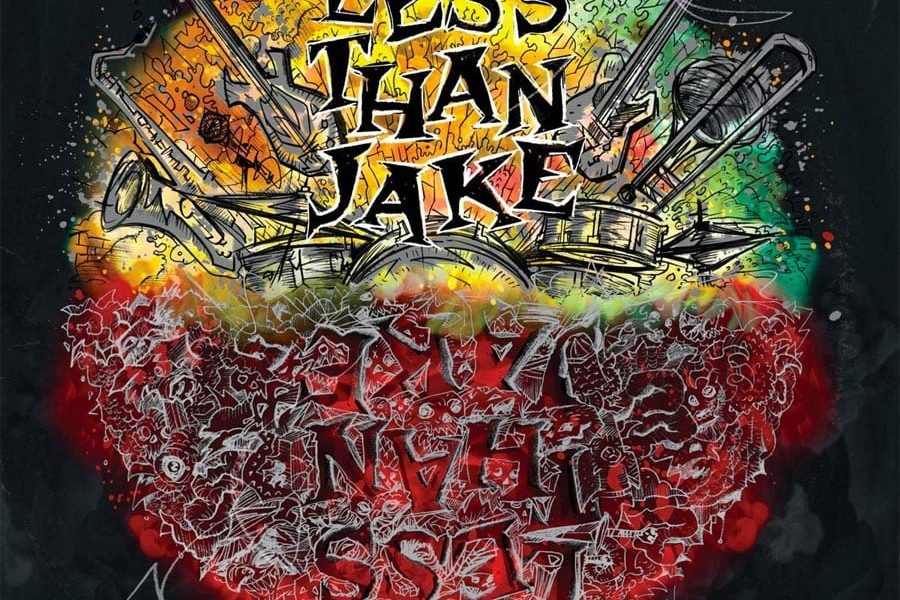 """Less Than Jake - """"Silver Linings"""""""