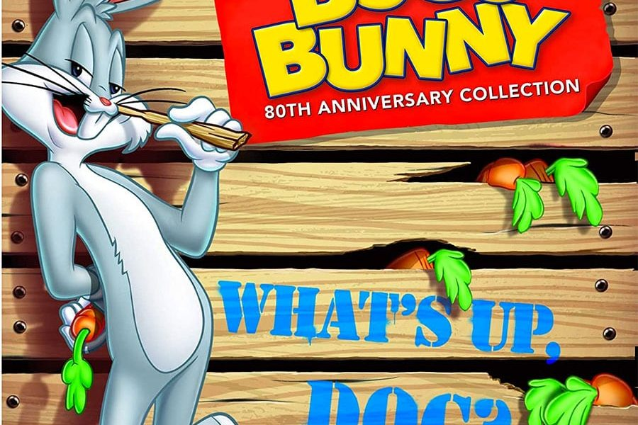 Bugs Bunny 80th Anniversary Collection (Blu-Ray + Digital)