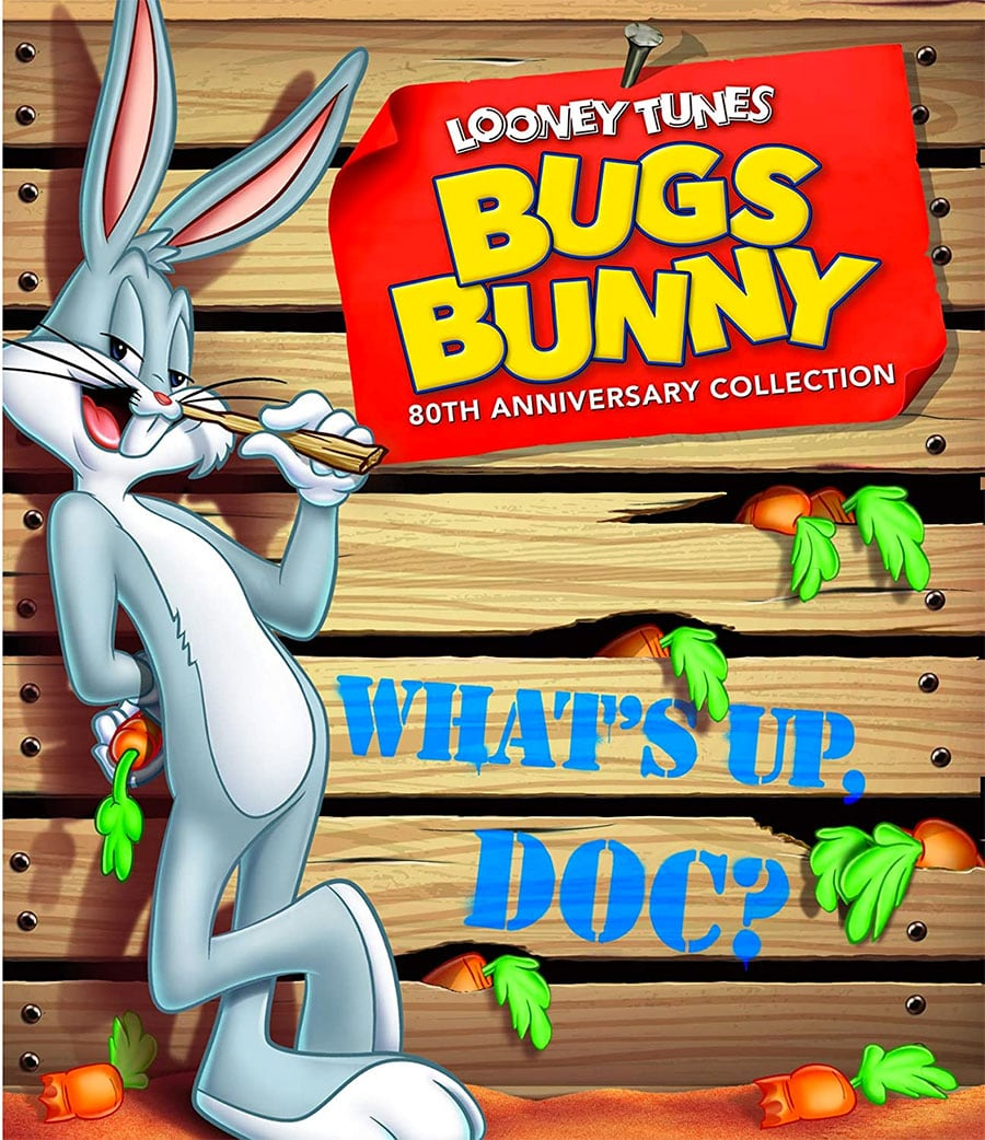 Bugs Bunny 80th Anniversary Collection (Blu-Ray + Digital)