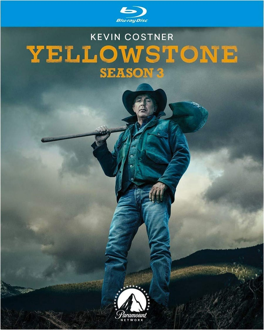 Yellowstone: Season 3 (Blu-Ray)