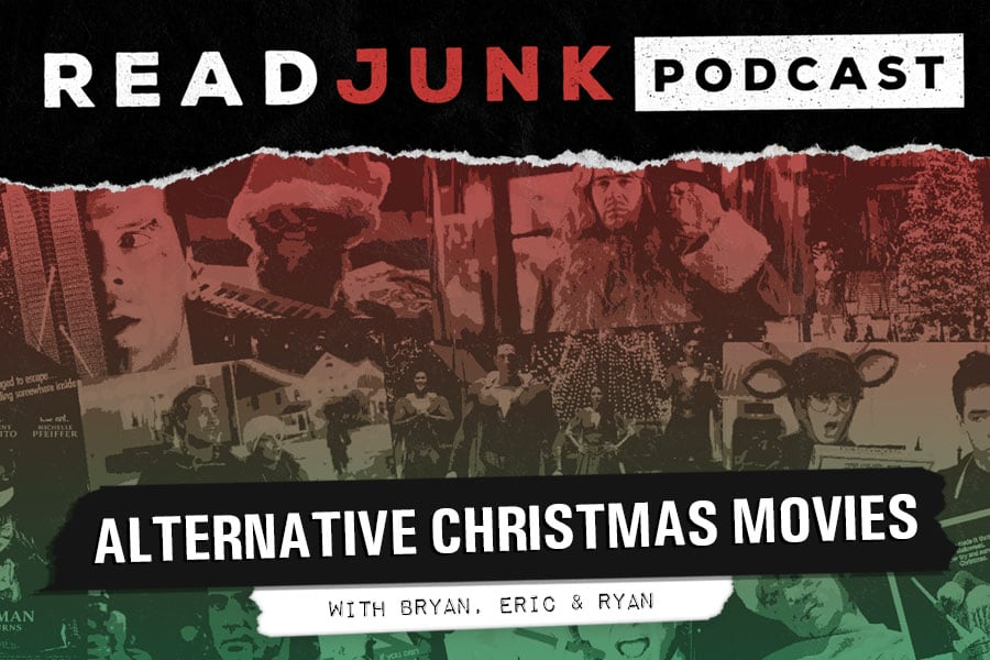 ReadJunk Podcast - Alternative Christmas Movies