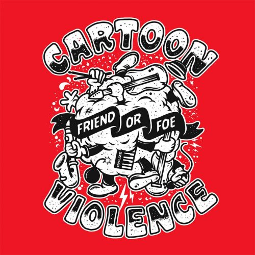 "Cartoon Violence Premiere Music Video For New Single ""Friend Or Foe"""