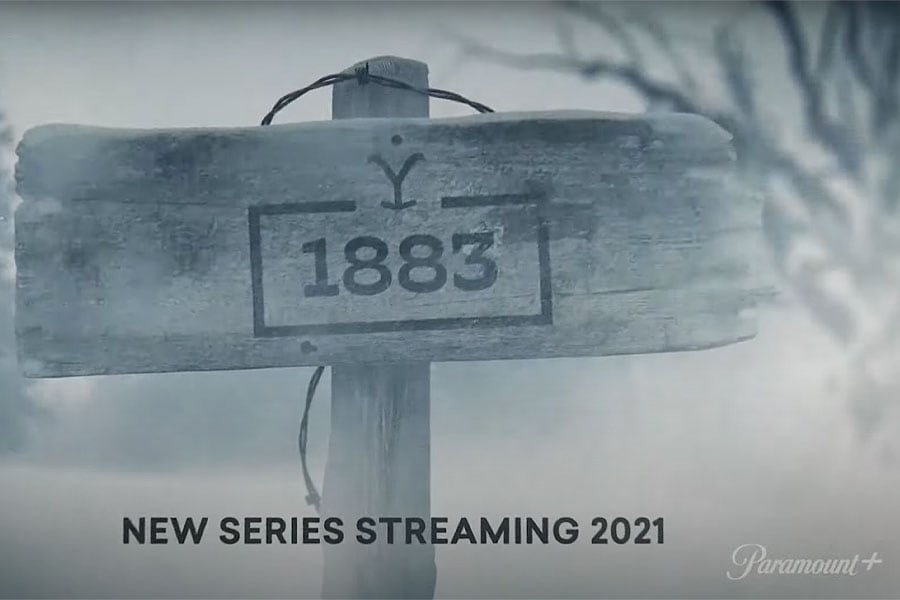 "101 Studios And Paramount+ Announce Yellowstone Prequel ""Y: 1883"""
