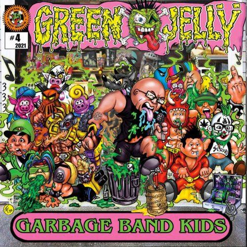 Green Jellÿ Releasing 5th Studio Album On June 11th